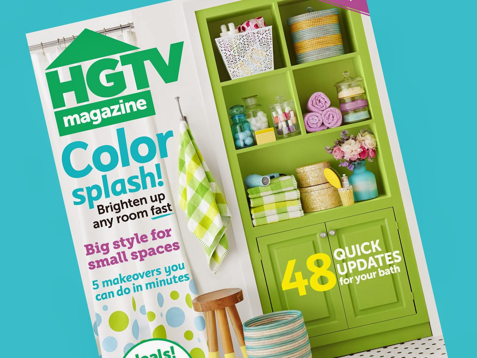 hgtvsay my craft room
