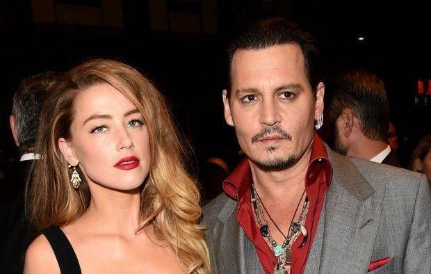 Ini Kekerasan Yang Dialami Johnny Depp Sehingga Ia Menuntut Balik Amber Heard
