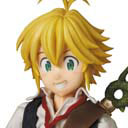 FIGURA MELIODAS REAL ACTION HEROES No.709 The Seven Deadly Sins