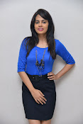 Nandita swtha sizzling in blue top-thumbnail-1