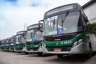Movebuss renova frota com 57 ônibus Volkswagen em São Paulo