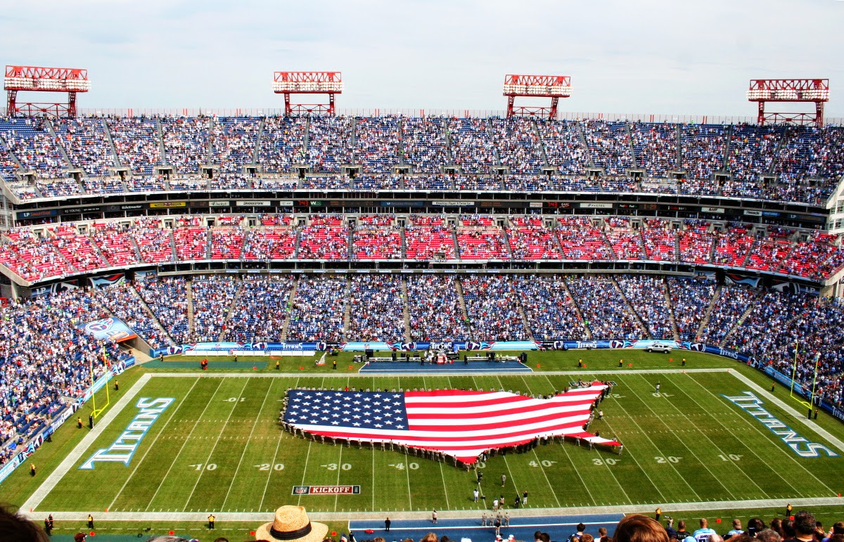 Tennessee Titans Luxury Suites For Sale, LP Field