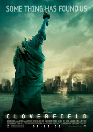 Cloverfield 2008 Dual Audio In Hindi English 300mb Dvdscr Movie Download 700MB