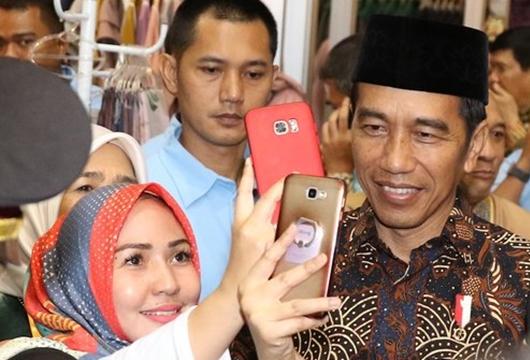 Jokowi: Fitnah dan Hoaks di Jabar Menanjak Tajam
