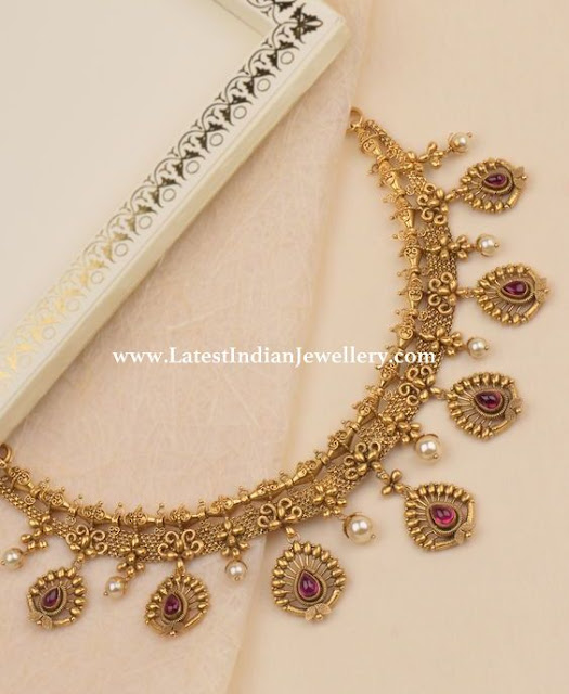 Intricate Necklace from AZVA
