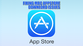 Fixing MacOS Appstore For Any Download Issues