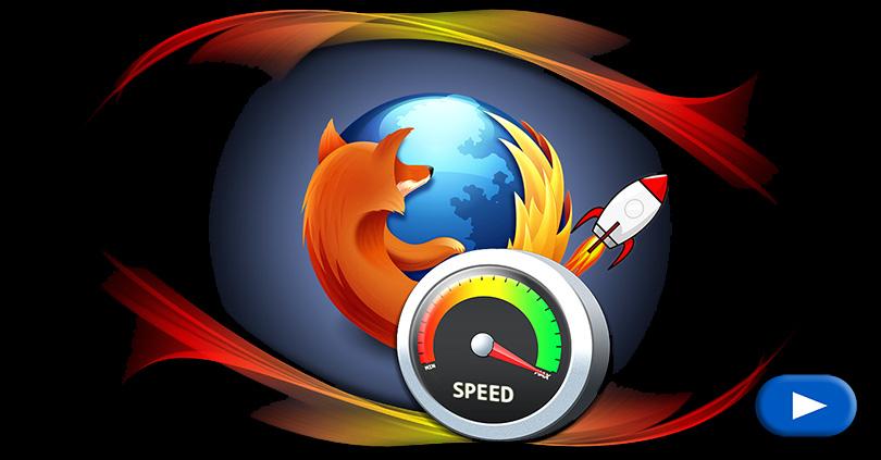 Επιτάχυνση του Firefox με Μεταφορά της Cache στη RAM