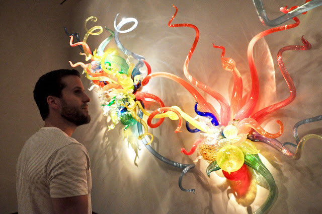 Chihuly Glass at Oklahoma City Museum of Art