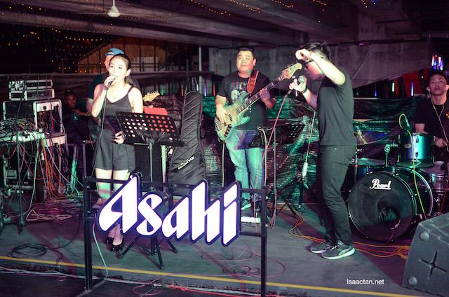 Asahi Live Band