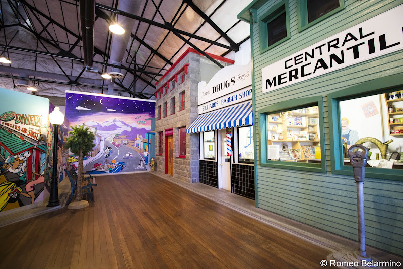 Powerhouse Route 66 Museum Route 66 Things to Do in Kingman Arizona