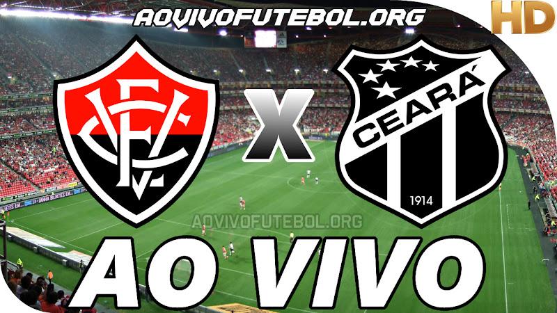 Vitória x Ceará Ao Vivo Online HD