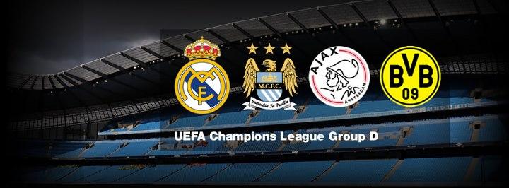 Champions League Facebook: Facebook Cover Images : Champions League Group D:New