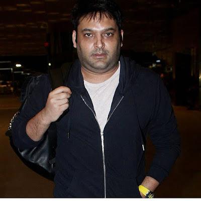 प्रसिद्ध कॉमेडियन कपिल शर्मा काफी समय बाद कैमरे के सामने आये नज़र, बढ़ गया उनका वजन