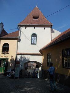 Sibiu - Turul Scărilor sau Turnul Scării