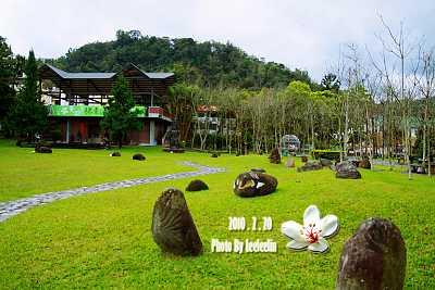 牛耳石雕藝術渡假村