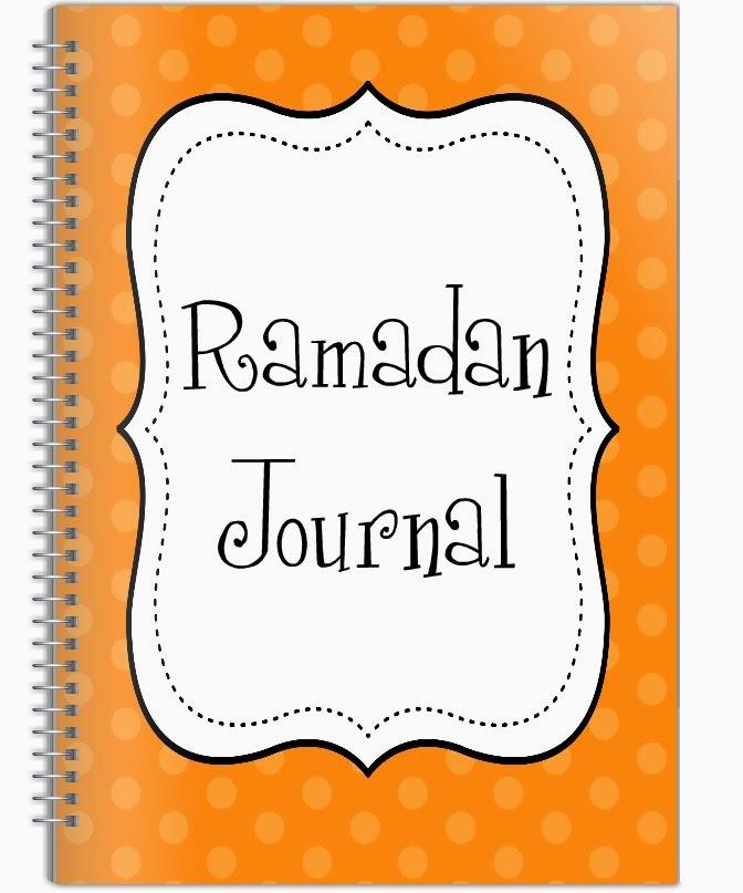 Kids Ramadan Journal