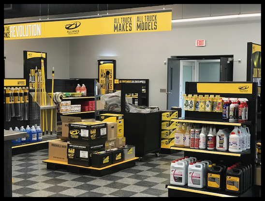 New Alliance Parts Products and Retail Locations