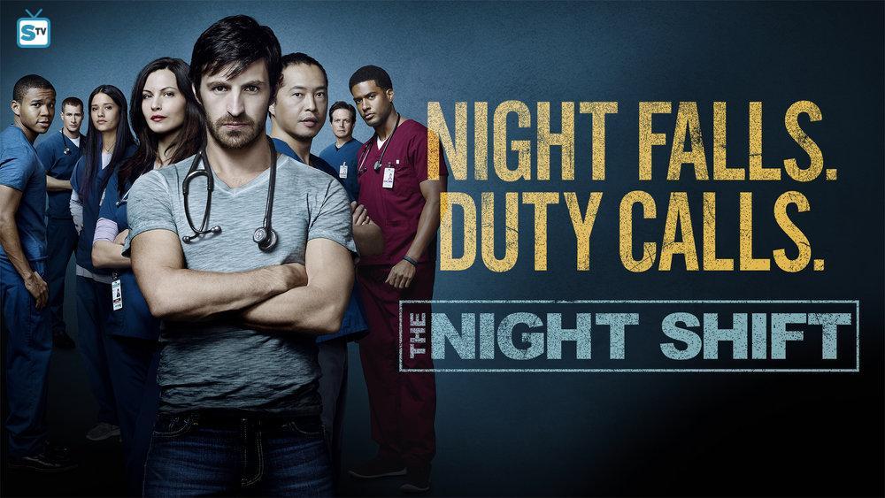 The Night Shift - Season 3 - Key Art & Full Promo *Updated*