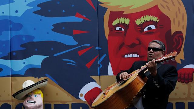 """El """"efecto Trump"""" mina a Slim: Los millonarios mexicanos pierden 1.900 millones de dólares en un día"""