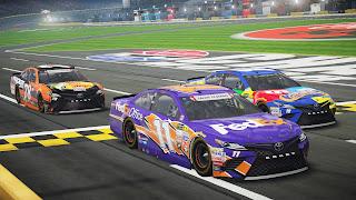 NASCAR Heat 2 Nintendo Wallpaper