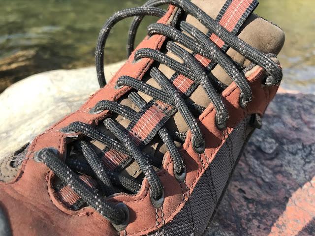 Oboz Firebrand II Low Hikers Lacing