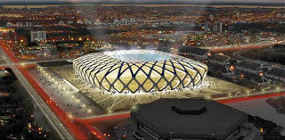 Arena Amazonia - Manaus - Amazonas - Brazil - World Cup 2014