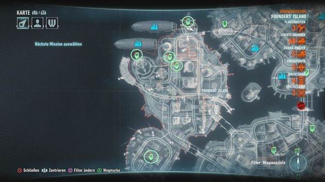 Batman Arkham Knight Most Wanted Side Missions Guide