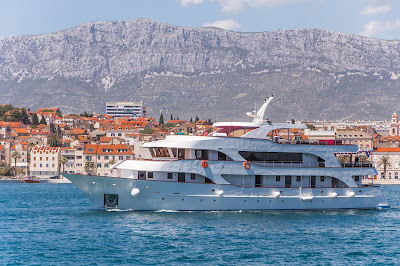 Katarina Line's Newest Addition - The Motor Yacht Moonlight.