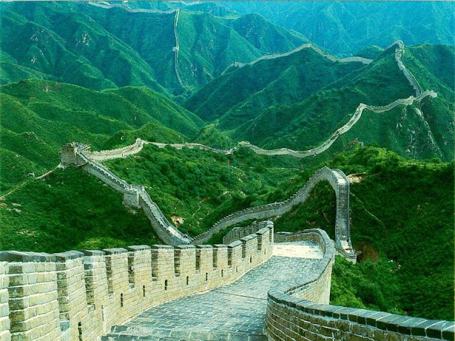 Great Wall of China (China)