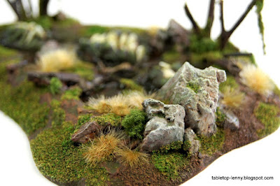 Tutorial: Modellbau Felsen aus Kork Rinde / Model Rocks from Cork Bark