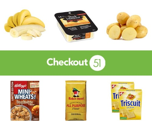 Checkout 51 Rebate Offers September 29-October 5