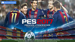 DLS Mod PES 2017 by Ismail Apk + Data Android
