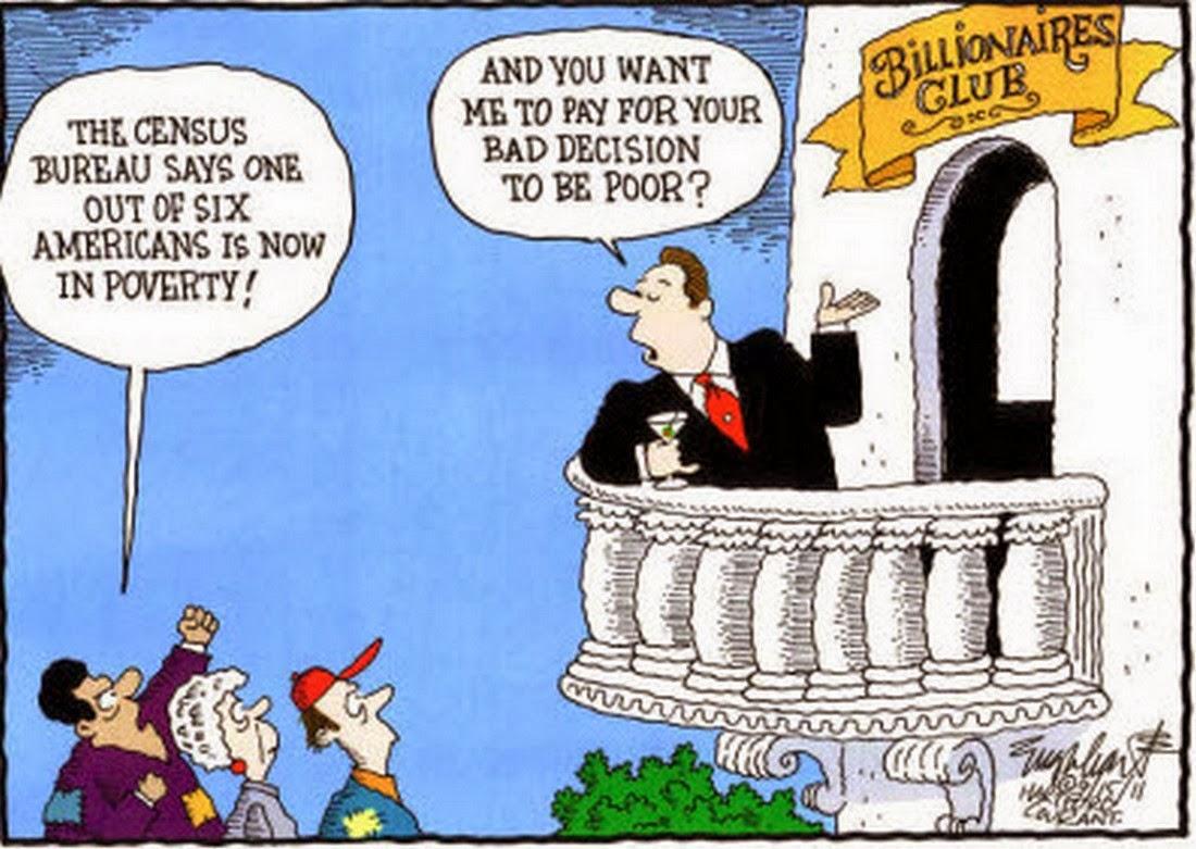 rich vs poor cartoons - photo #22