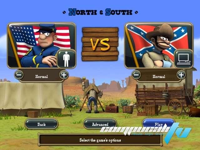 The Bluecoats: North vs South PC Full Español