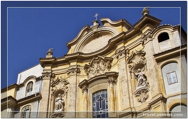 Church of San Luigi dei Francesi - Top 7 Best Places to Travel in Rome, Italy at Least Once