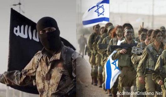 Estado Islámico teme al ejército de Israel