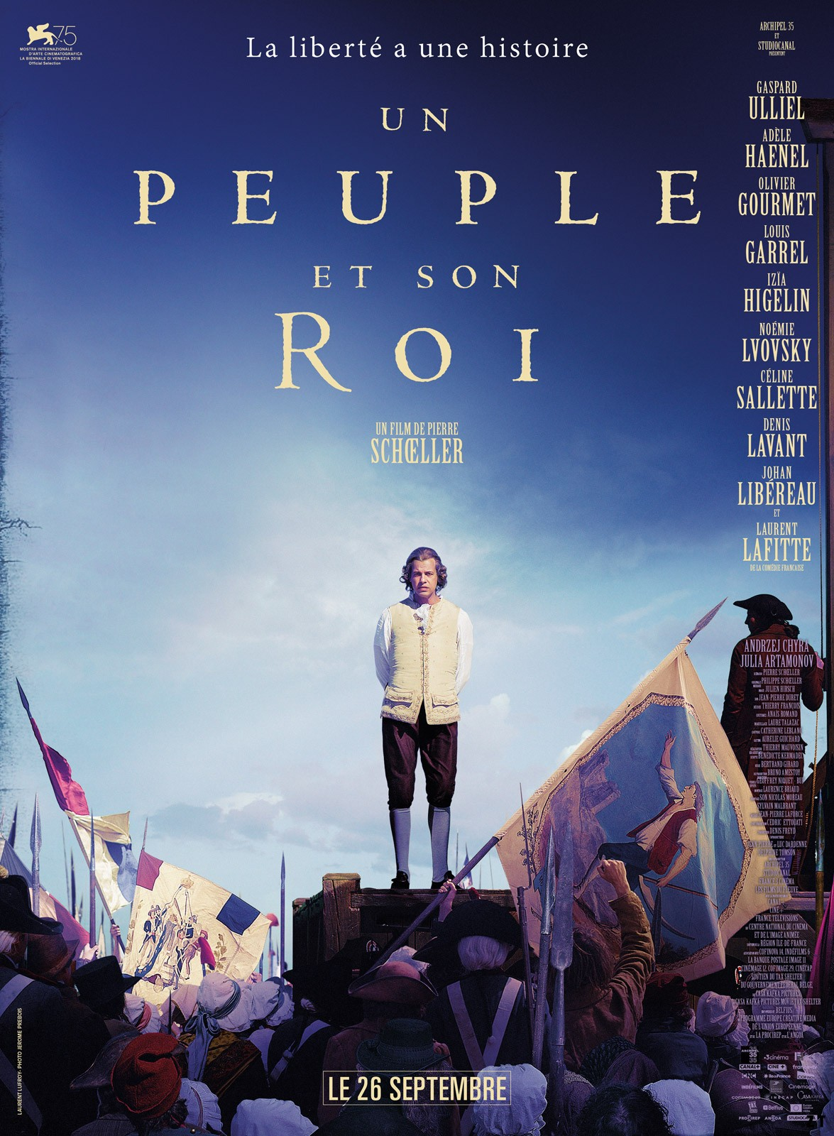 Un Peuple et son roi [HDRip] [Streaming] [Telecharger]