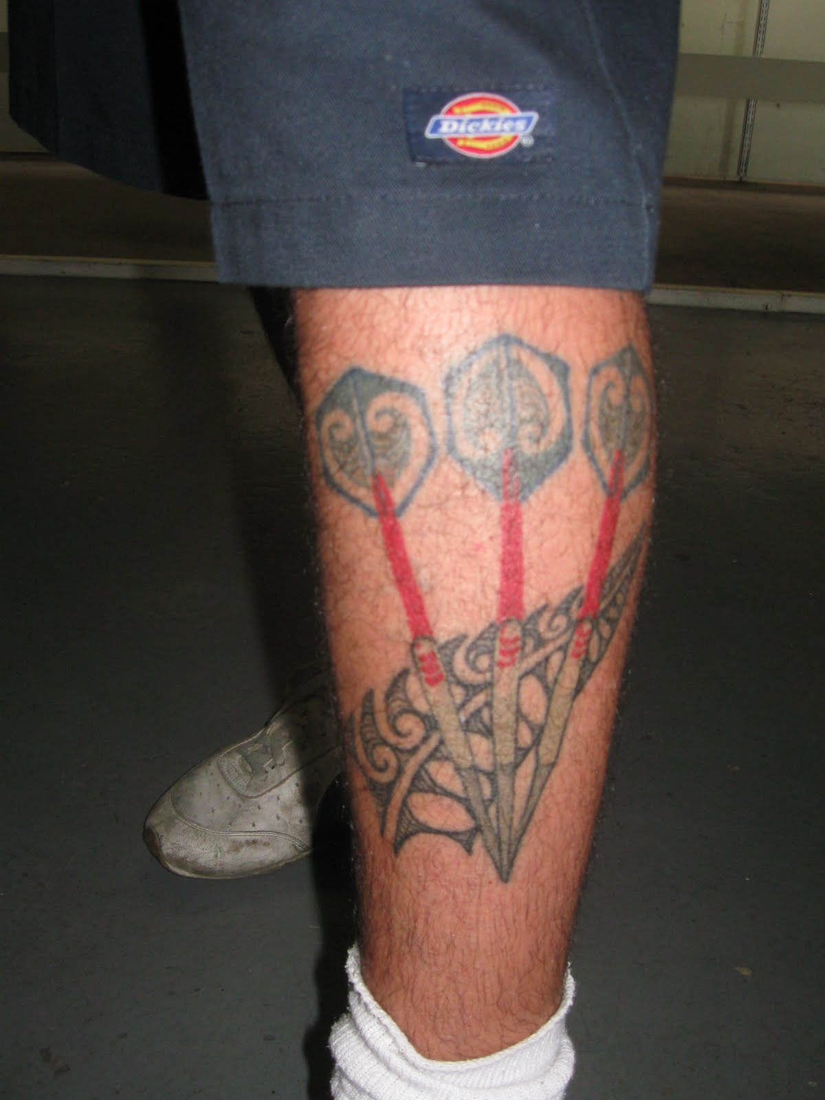 simon whitlock tattoos
