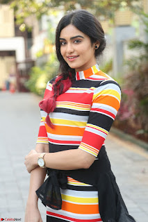 Adha Sharma in a Cute Colorful Jumpsuit Styled By Manasi Aggarwal Promoting movie Commando 2 (30).JPG