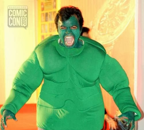 worst hulk comic con costumes