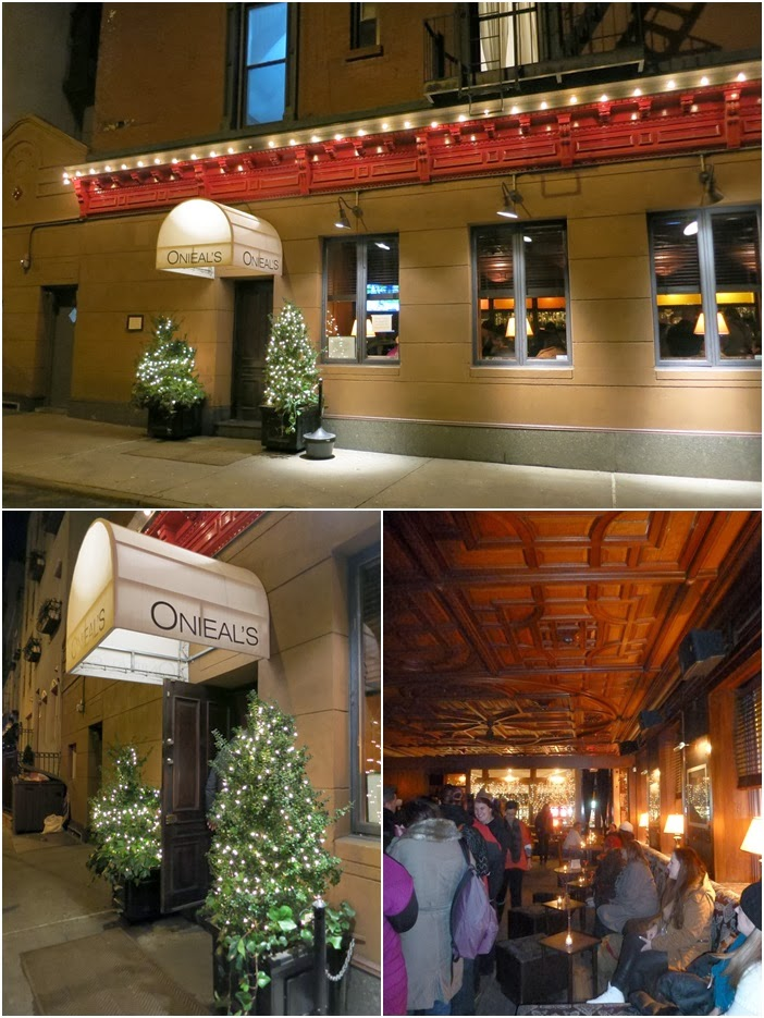 New York :: Scout Bar / ONieal's