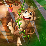 Games4King Jumping Monkey…
