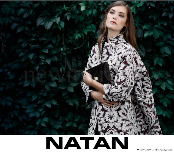 Queen Maxima wore NATAN Coat