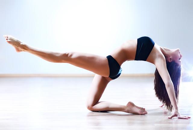 Стретчінг - вправи для гнучкості тіла