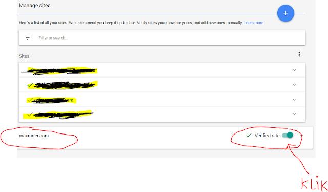 Iklan google adsense yang dicuri orang