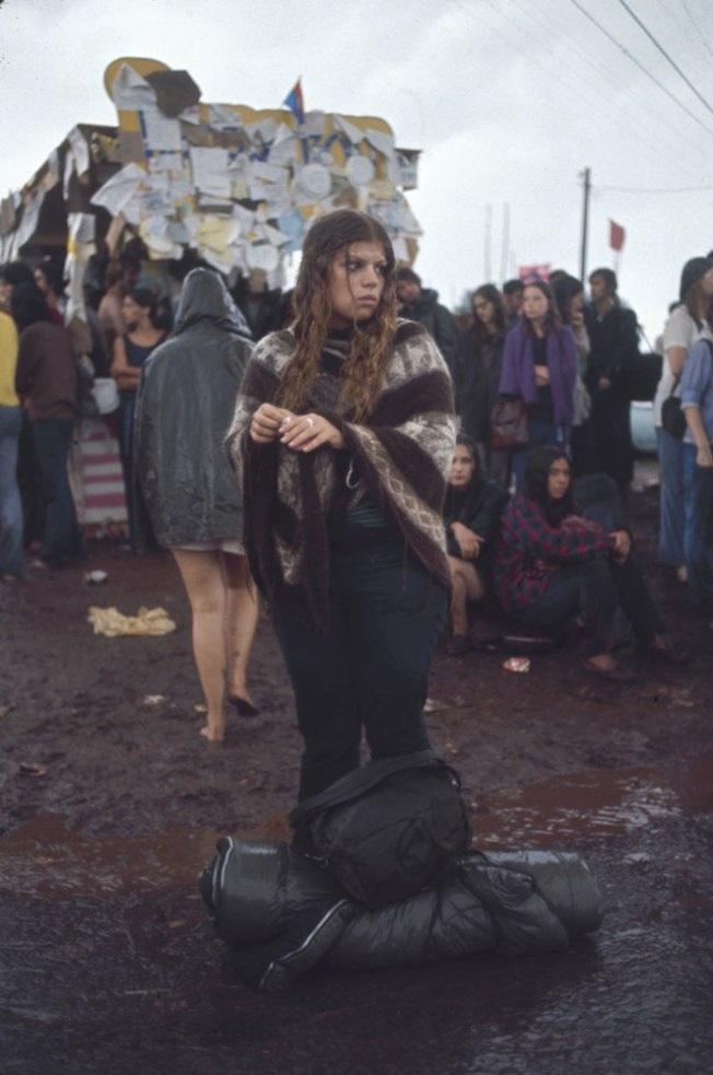 fotos ineditas woodstock 17 - Fotos inéditas Woodstock pela Revista LIFE