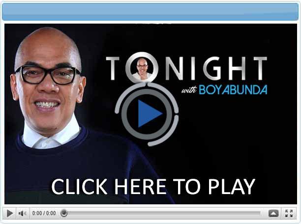 Tonight with Boy Abunda - 07 August 2019 - Pinoy Show Biz  Your Online Pinoy Showbiz Portal
