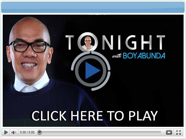 Tonight with Boy Abunda - 10 September 2019 - Pinoy Show Biz  Your Online Pinoy Showbiz Portal