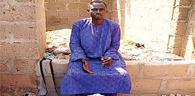 Image result for Omolaye-Ajileye, who sentenced the convict to death