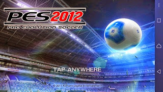 Download PES 2012 Full APK Terbaru